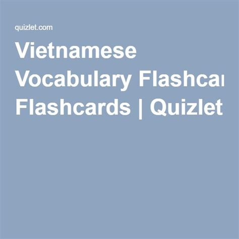 themes in literature test 5 quizlet 17 best ideas about vietnamese language on pinterest