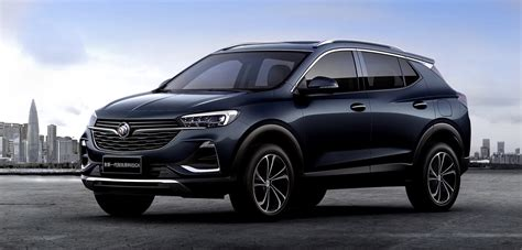 2020 Buick Encore Pictures by Gm Reveals 2020 Buick Encore Encore Gx In China Gm