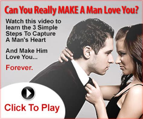 how to make a man feel like a king ehow capture his heart make him love you forever how it works