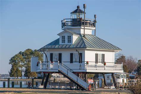 Work Light by File Hooper Strait Light St Michaels Maryland Jpg