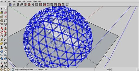 Complete House Plans by Geodesic Dome Framing Plan Tutorial 8 Construction Youtube