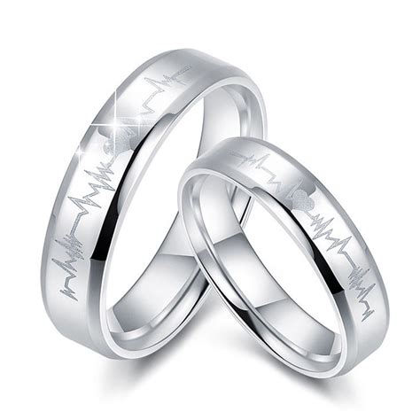 Wedding Bands For Couples by Rings Matching His And Hers Promise Rings For