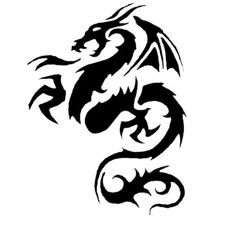 easy dragon tattoo designs 52 tribal tattoos designs