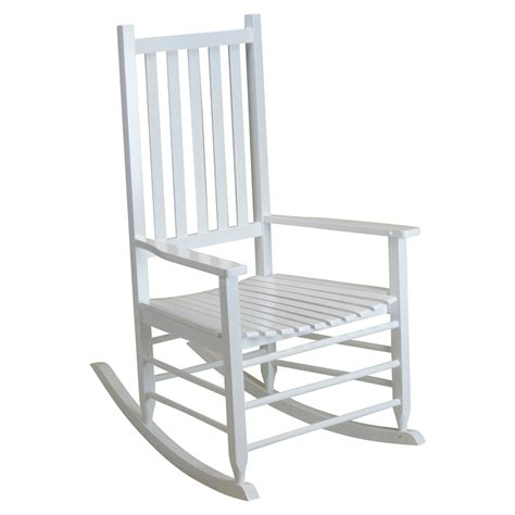 Rocking Chair For Adults by Mid Sized Rocking Chair White Dcg Stores