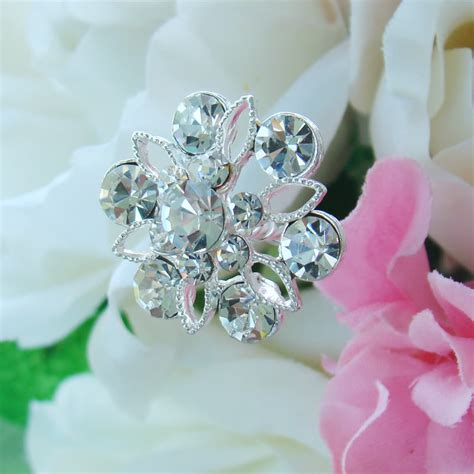 Wedding Bouquet Jewelry Stems by Bouquet Jewelry Couture Bridal
