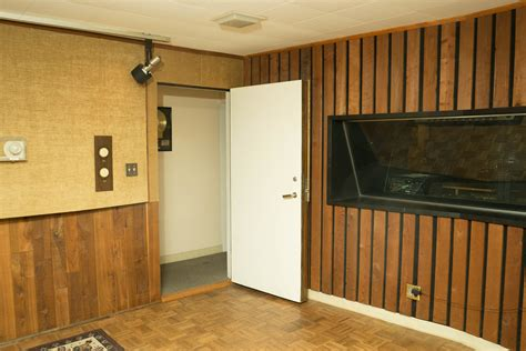The Sound Room by Historical Recording Studio Complex For Lease