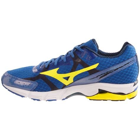 mizuno wave rider mens running shoes mizuno wave rider 17 running shoes for 8556w save 53