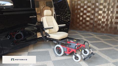 Kursi Roda Untuk Manula modifikasi interior vellfire dengan kursi roda motionaid one stop mobility aids in indonesia