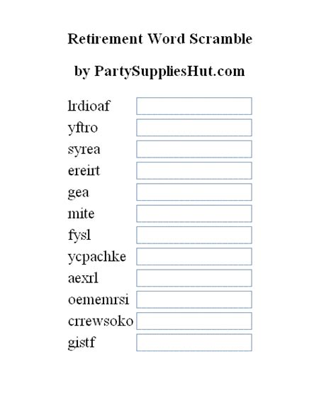 printable retirement games search results for printable large numbers page 2