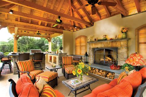 great outdoor room entertaining spaces luxury pools