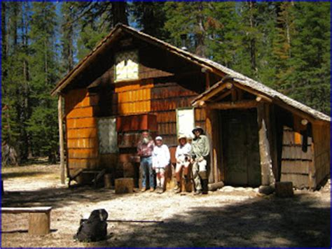 Snow Creek Cabin Yosemite by Way Points Snow Creek Cabin