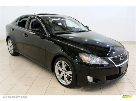 obsidian color lexus 2010 obsidian black lexus is 250 53005570 gtcarlot com