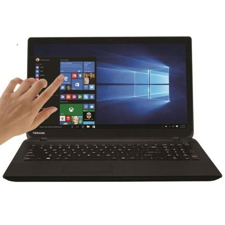 toshiba satellite touch screen c50t b1932 4gb 500gb dvdrw