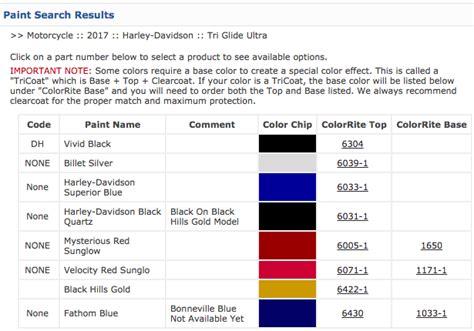 69 paint color chart harley davidson orange paint code harley davidson shop hillman 68 key