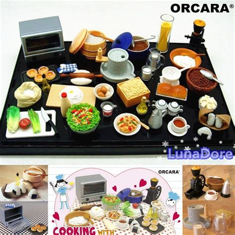 Miniature Cooking With Master orcara food miniature dollhouse cooking the master wholesale orcara food miniature dollhouse