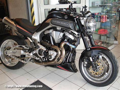 Yamaha Mt 125 Tieferlegung 40mm by Black Edition Moto Tuning