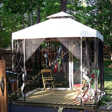 Garden Treasure by Lowes Garden Treasures 8 X 8 Replacement Canopy And