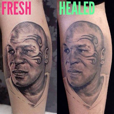 how long do tattoos take to heal inkdoneright