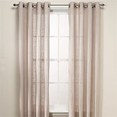 108 inch grommet curtains buy b smith origami grommet 108 inch window curtain panel