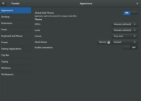 change themes in gnome 3 how to drag and move icons in the gnome shell favourites