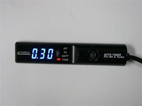Promo Murah Turbo Timer Apexi apexi turbo timer rm90