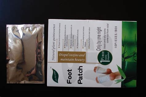 Verseo Detox Foot Patches Do They Work by Detox Patch Foot