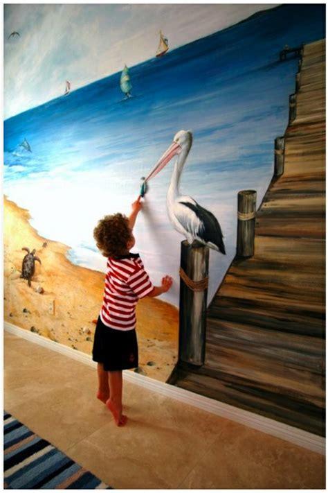 Wandtattoo Kinderzimmer Selber Malen by 41 Coole Wandbilder