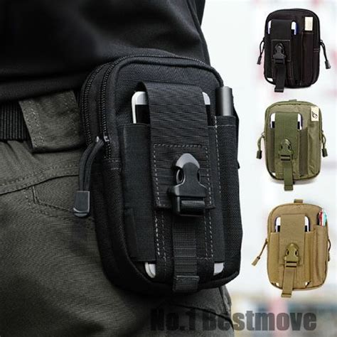 Ykk Lightweight Tactical Belt Edc Tactical Outdoor details about outdoor cing hiking pouch edc tactical
