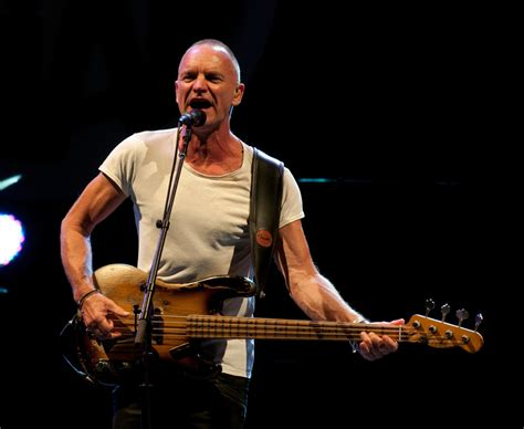 Patio Sting by Sting And Paul Simon Hitting The Road In Joint National