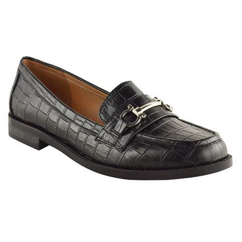 vintage loafers womens womens vintage flat loafers smart casual school