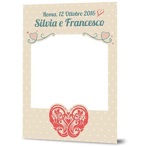 cornice matrimonio cornice photo booth matrimonio personalizzata per te picmee