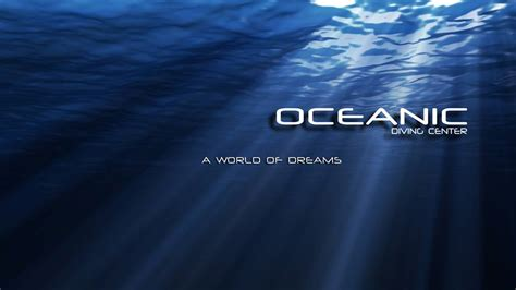 oceanic dive diving halkidiki greece oceanic diving center