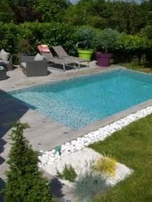 photos d 233 coration de piscine rectangulaire 6 x 3 m