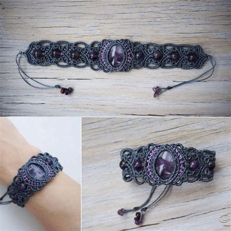 Macrame Knots Jewelry - 25 best ideas about macrame jewelry on