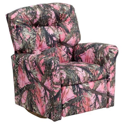 kid rocker recliner chair flash furniture kids camouflage fabric rocker recliner