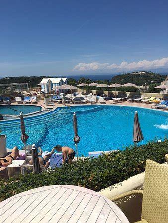 park hotel terme michelangelo isola dischia italy