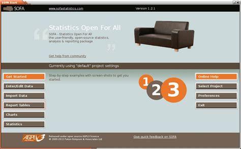 sofa stat sofa statistics linuxlinks