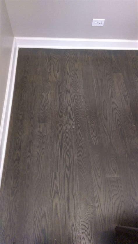 new color from bona red oak flooring   Bona brand aged