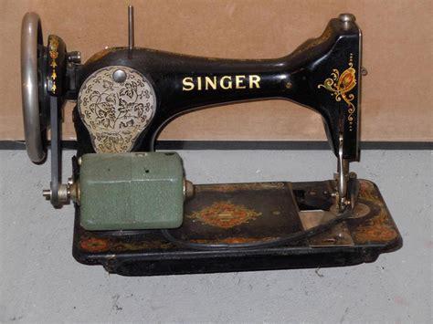 singer featherweight 221 vintage sewing machine 1950 vintage 1950 s singer sewing machine model 1 rare art
