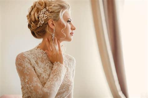 Haare Zur Hochzeit by Brautfrisuren Hochsteckfrisuren F 252 R Die Hochzeit