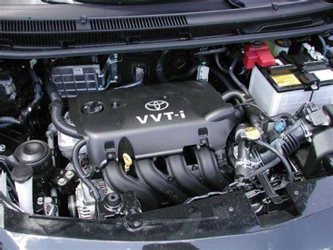2008 Toyota Yaris Engine 2008 Toyota Yaris Sedan