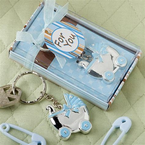 Baby Shower Keychain Favors by Chic Baby Shower Supplies Beau Coup