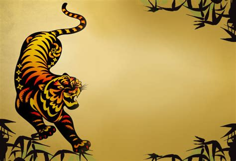 new year tiger grabbing the tiger by the leite s culinaria