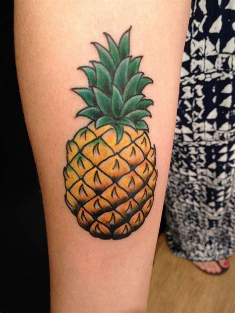 pineapple tattoo pinterest pineapple tattoo google search more タトゥー pinterest