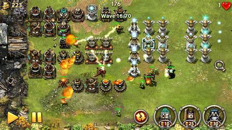 best tower defense android the best tower defense on android pcworld
