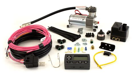 airlift wireless air on board air compressor system