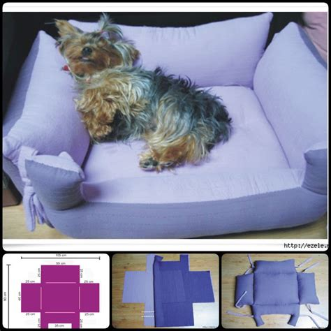 diy dog couch 20 adorable diy pet bed ideas