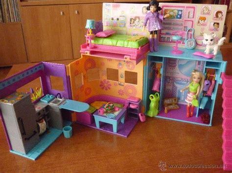 casa polly pocket casa de polly pocket con 2 mu 241 ecas mascota mu comprar