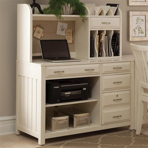 desk credenza credenza desk and hutch by liberty furniture wolf and