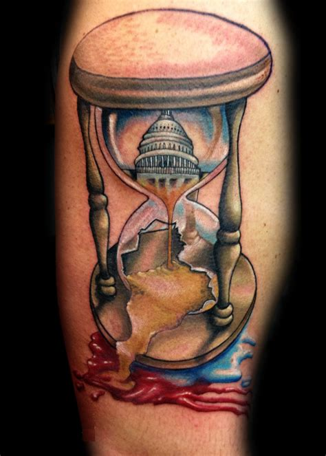 hour glass tattoos hourglass tattoos designs ideas and meaning tattoos for you